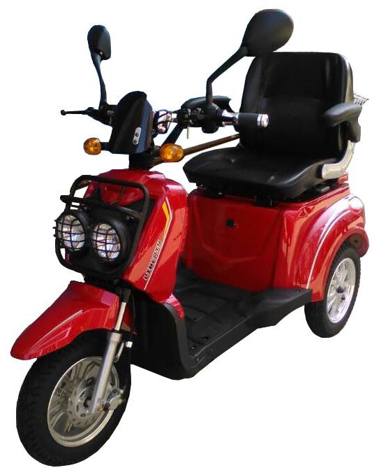 Ecolocycle ET-3-Liberty 60V