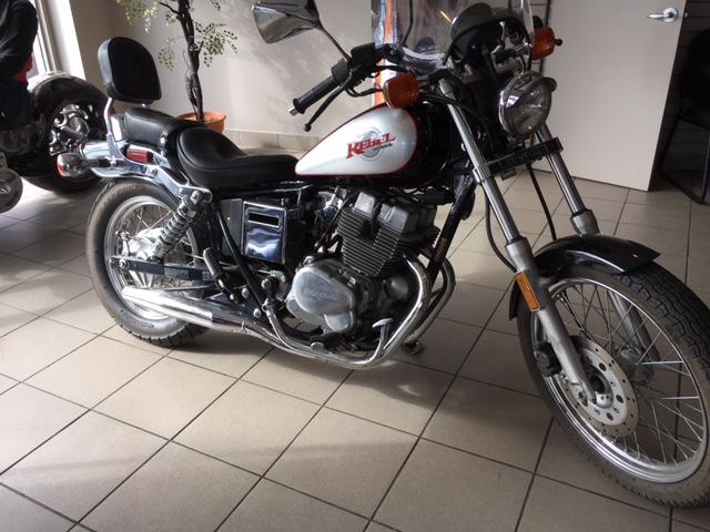HONDA CMX-250 1985