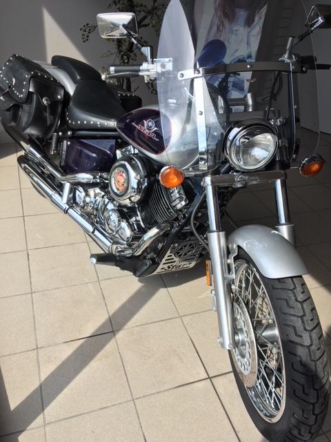 Yamaha Vstar 650 custom 1998