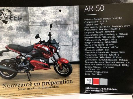 Scootterre AR-50 2021