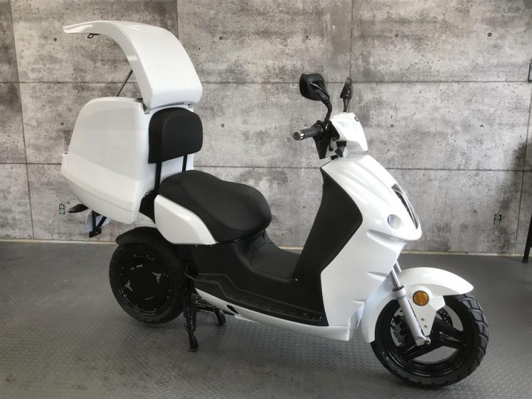 Scootterre   100L Cargo 2019