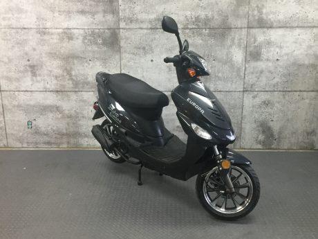 Scootterre Bistro Europa 50 2021