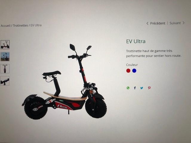 Ecolocycle EV ULTRA